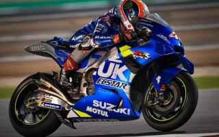 Nel Day 1 dei test in Qatar, la Suzuki lancia la sfida a Honda Yamaha  e Ducati facendo doppietta co