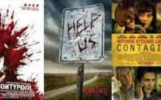Cinema: film  coronavirus  contagio  influenza