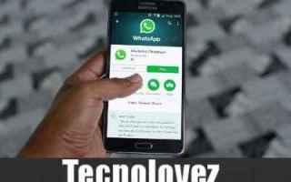 WhatsApp: whatsapp gruppo senza numero invito