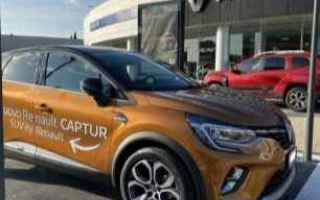 renault  captur  turbo benzina