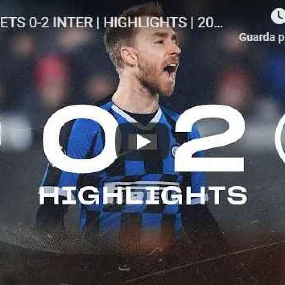inter uefa video gol calcio