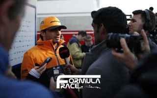 Formula 1: f1  f1testing  mclaren  sainz