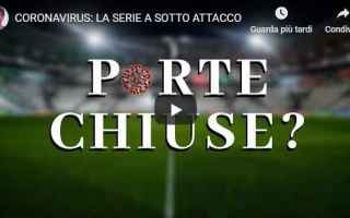 Serie A: seria a calcio stefano borghi video