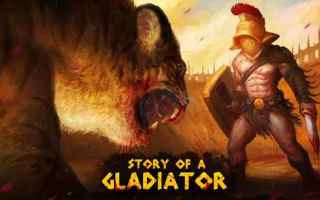 Mobile games: android iphone videogames gladiatori