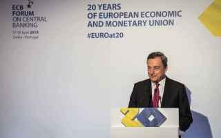 Politica: 18.06.2019: il Forum delle Banche Centrali  il Forum delle Banche Centrali organizzato dalla BCE