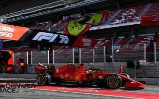 Formula 1: f1  f1testing  ferrari  vettel  sf1000