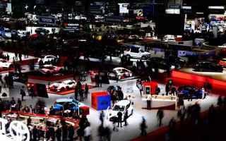 Automobili: coronavirus  auto  ginevra  svizzera