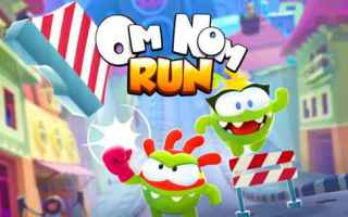 Mobile games: cut the rope android iphone gioco games