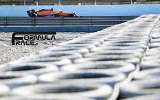 Aggiunge il responsabile per il Motorsport del fornitore unico di pneumatici, come dal loro punto di