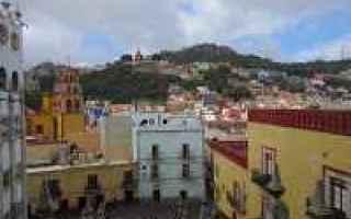 Viaggi: guanajuato  messico  viaggi  travelblog