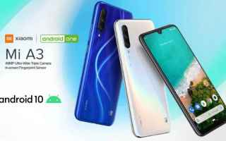Cellulari: xiaomi mi a3  android 10  mi a3  xiaomi