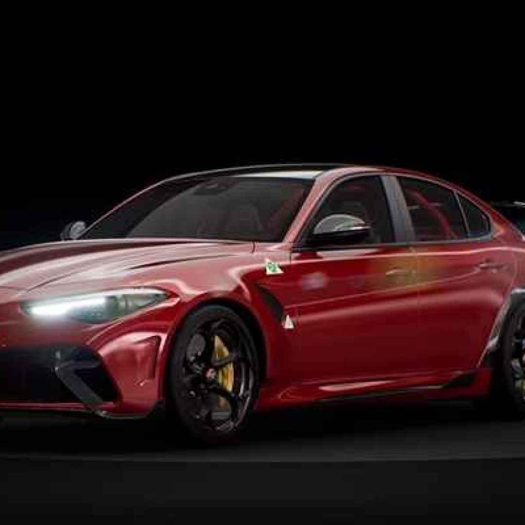 [GALLERIA] Nuova Alfa Romeo Giulia GTA, Il Ritorno Della