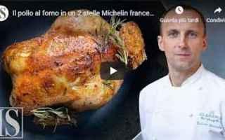 Ricette: ricetta video cucina michelin pollo