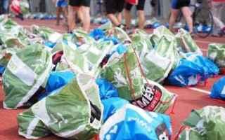 Ambiente: sacchetti  plastica  new york