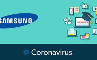 Cellulari: samsung  coronavirus  covid-19  italia