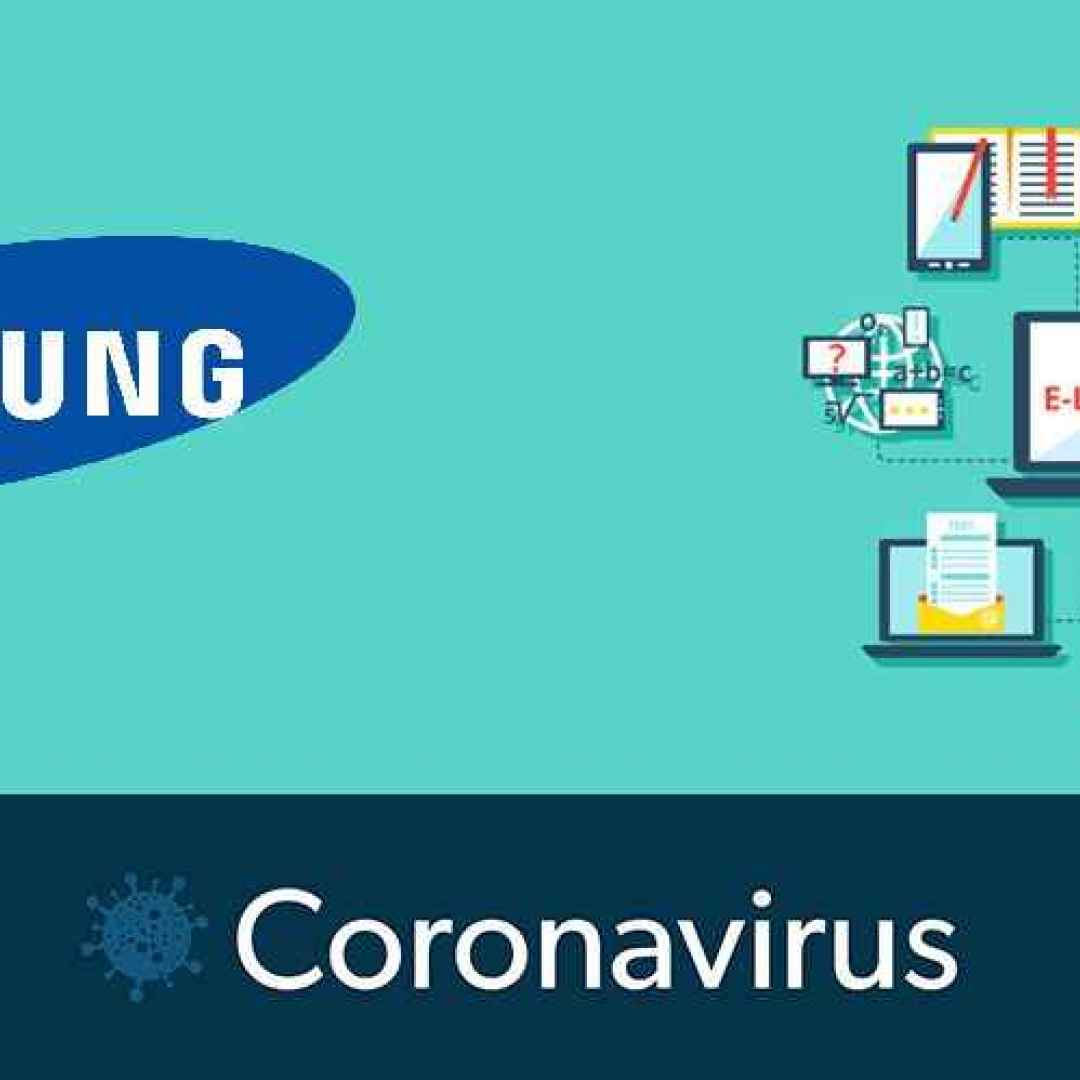 samsung  coronavirus  covid-19  italia