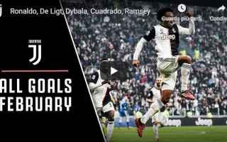 juventus juve calcio video gol