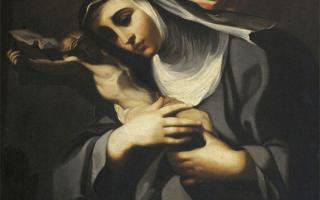 santa rosa  terziaria francescana