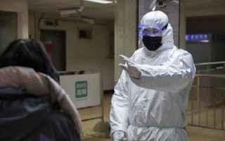 dal Mondo: coronavirus  viaggi  cina  iran