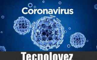 Tecnologie: coronavirus test intelligenza artificiale