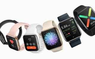 Gadget: oppo watch  apple watch  smartwatch
