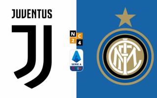 Serie A: juventus-inter  formazioni ufficiali