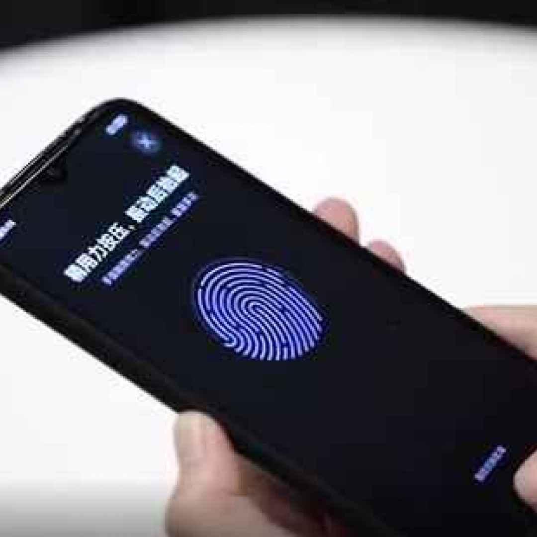 redmi  in-fingerprint display lcd  tech