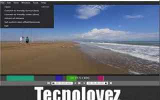 Software Video: losslesscut  programma gratuito