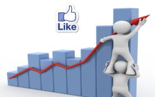 Facebook: aumentare fan pagina  facebook