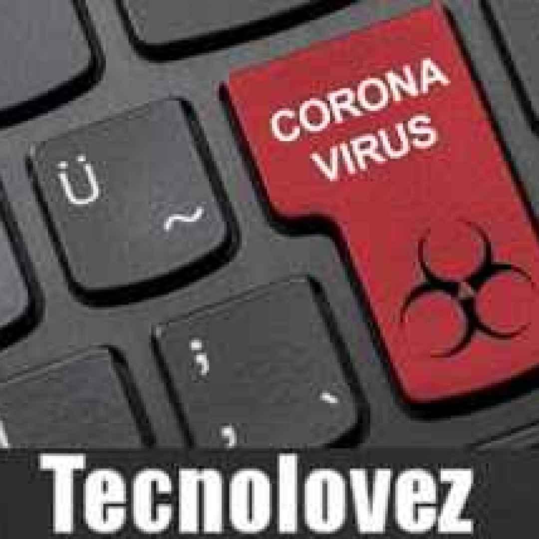 email truffa coronavirus