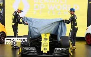 Formula 1: renault  f1  ausgp  ocon  ricciardo