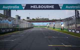 Formula 1: formula 1  australia  coronavirus
