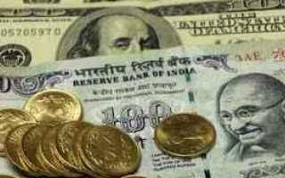 Borsa e Finanza: valute  rupia  india  macd  correlazioni