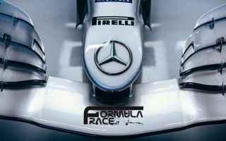 Formula 1: mercedes  ferrari  f1  daimler  wolff