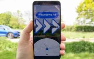 Google: Google Maps.In test l'accesso semplificato al Live View