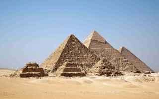 egitto il cairo piramidi