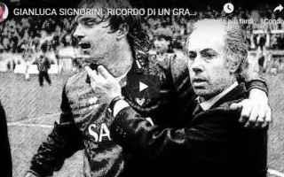 Calcio: signorini genoa capitano calcio video