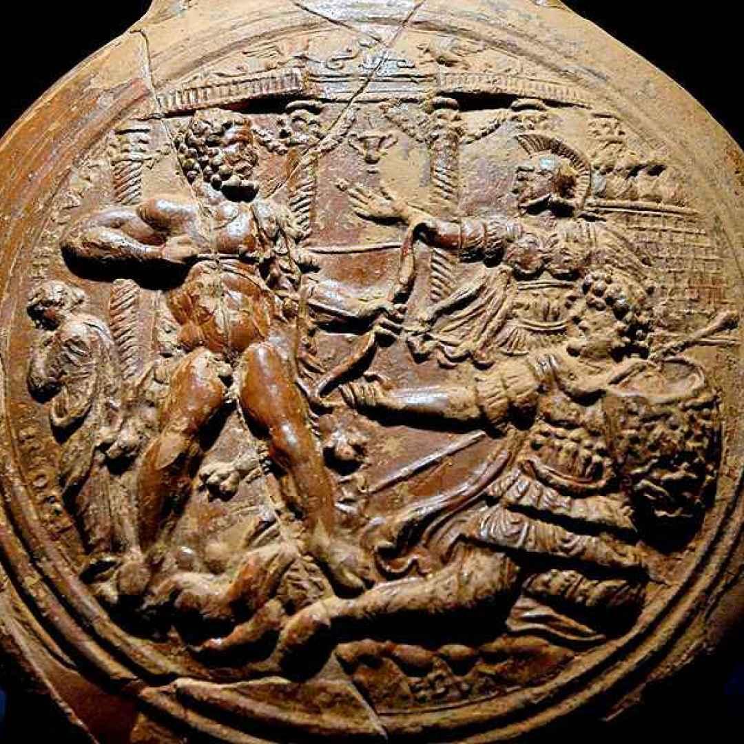 leggende  mitologia  poseidone  apollo