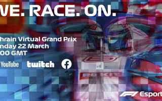 Formula 1: notthebahgp  f1  esports  bahreingp