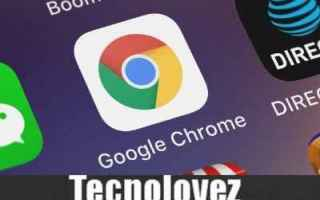 google chrome software app aggiornamenti