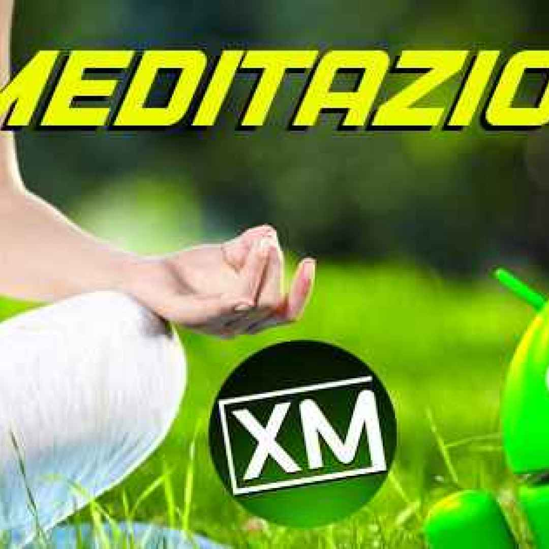 meditazione relax salute android apps