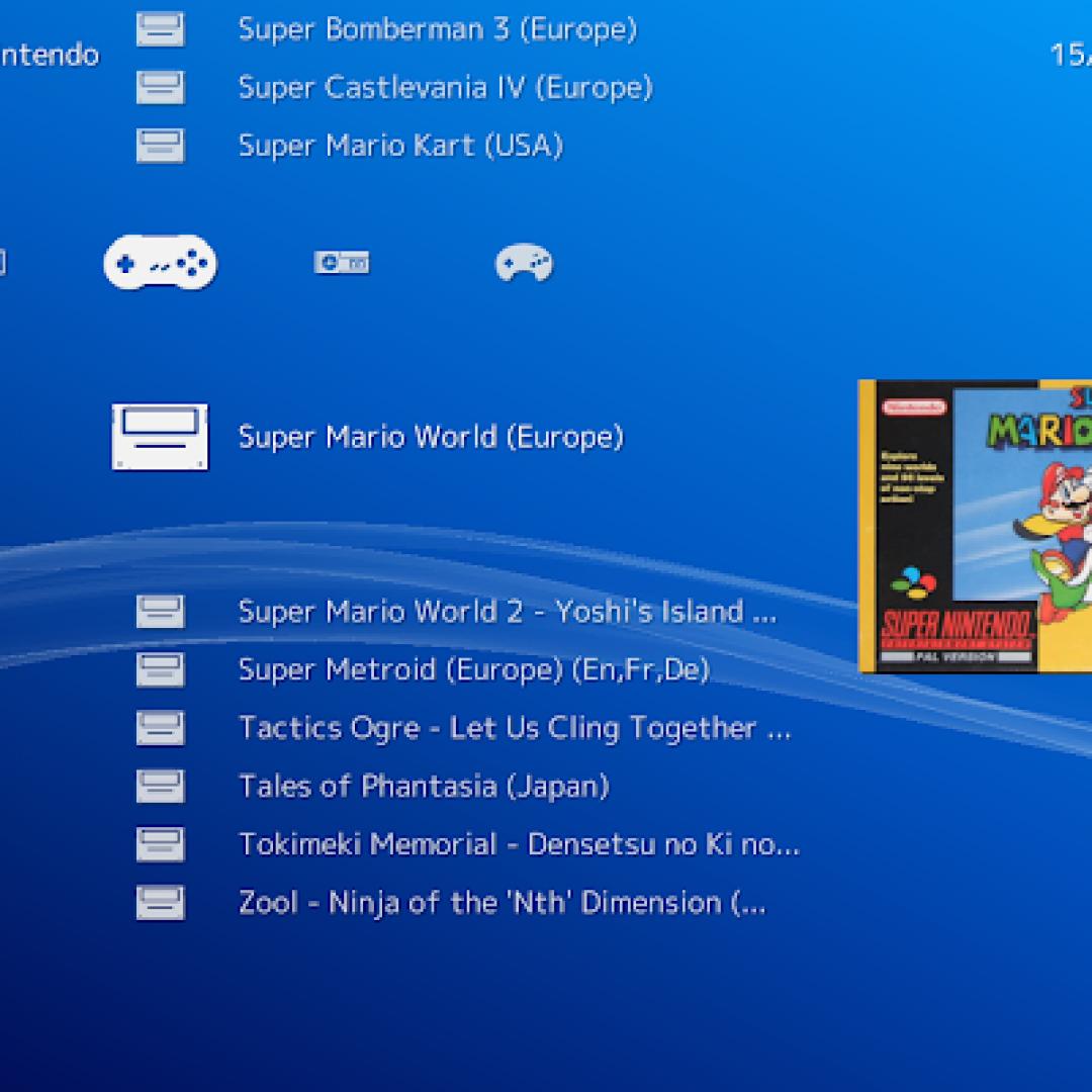 emulatore  retrogaming  giochi windows