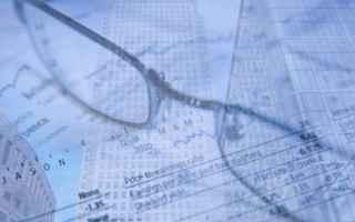 Borsa e Finanza: fatturato  imprese  average true range