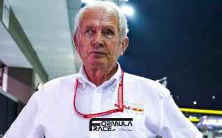 Formula 1: marko  redbull  f1  formula 1  covid19