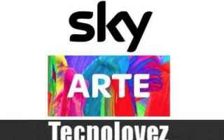 Arte: (Sky Arte gratis in streaming per tutti)  Ecco come guardarlo su pc , smartphone , tablet e smart tv