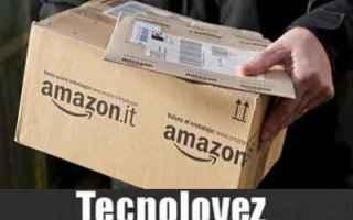Amazon: amazon beni prima necessità spedizioni