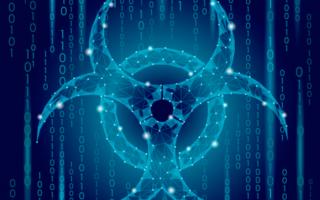 Blog: sito infetto virus malware malevolo