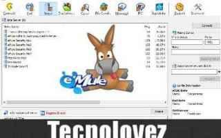 File Sharing: emule server emule server funzionanti