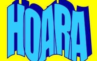 hoara  etimologia  significato  origini