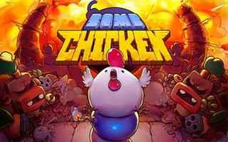 iphone arcade videogame pollo giochi
